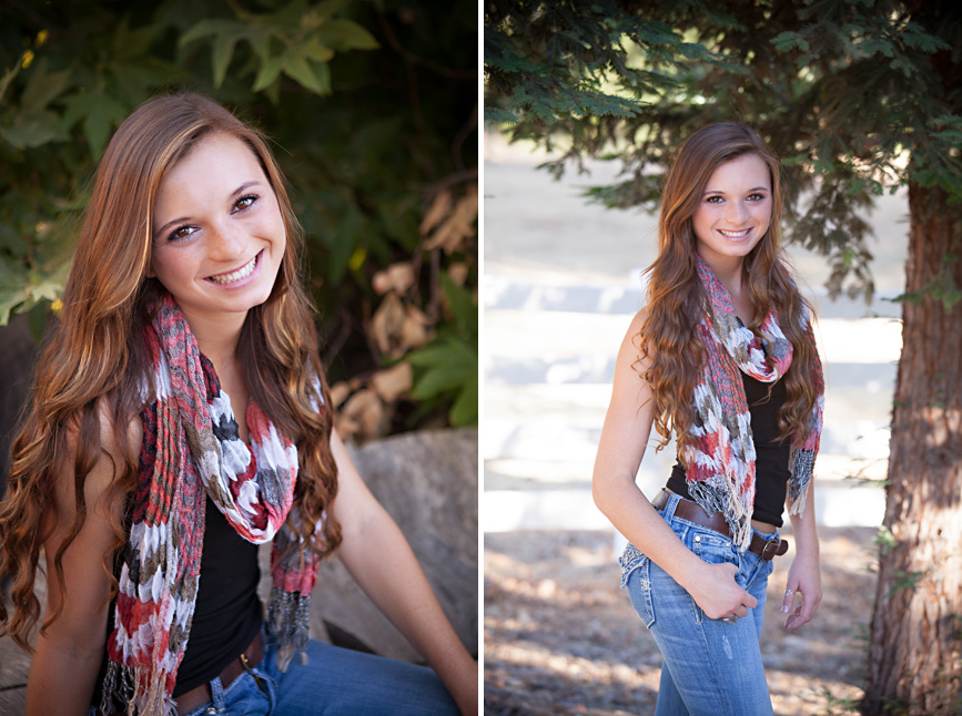 senior portraits templeton california high school