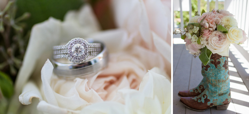 rings with flowers, wedding rings