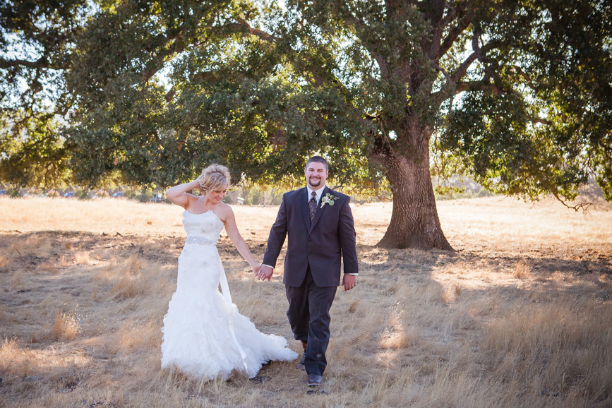 spanish oaks wedding, country setting, christine sedley photographer